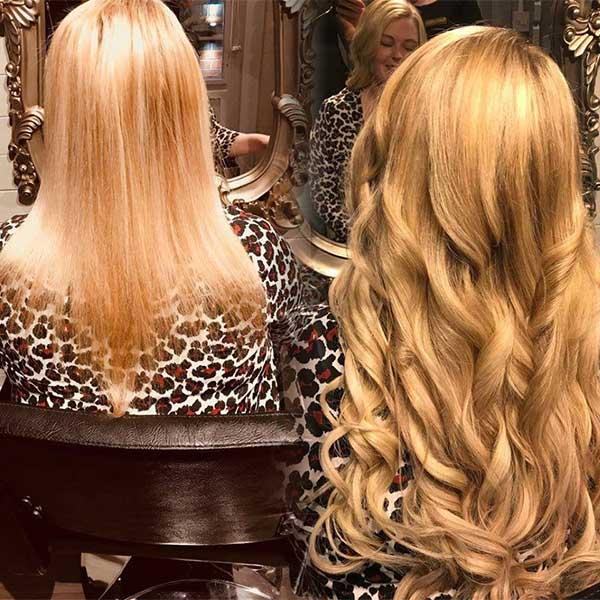 Tape in Hair Extensions Wakefield